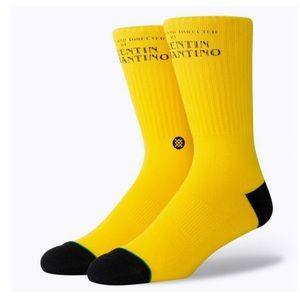 Stance Kill Bill Crew Height Sock